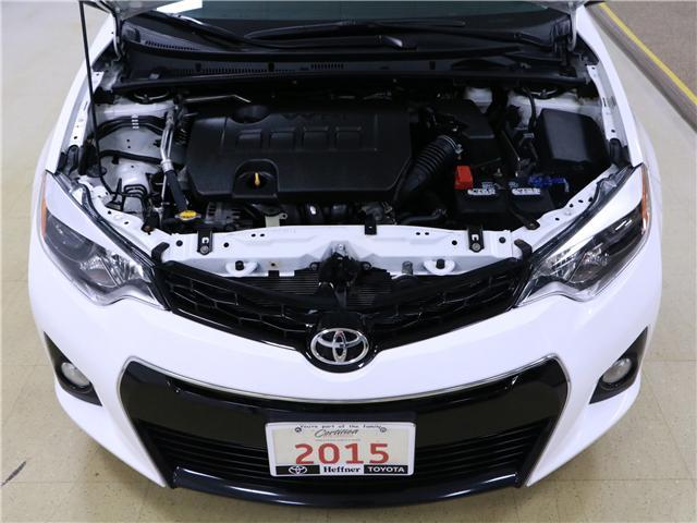 2015 Toyota Corolla S (Stk: 195352) in Kitchener - Image 26 of 30