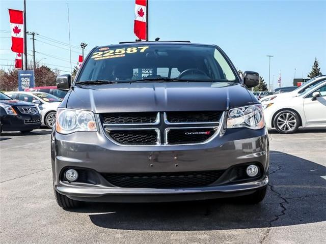 2017 Dodge Grand Caravan Crew (Stk: 5686KR) in Burlington - Image 2 of 24