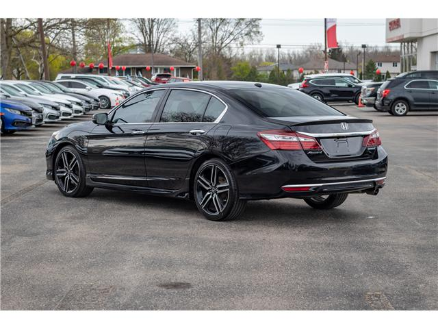 2017 Honda Accord Touring (Stk: U19192) in Welland - Image 2 of 24