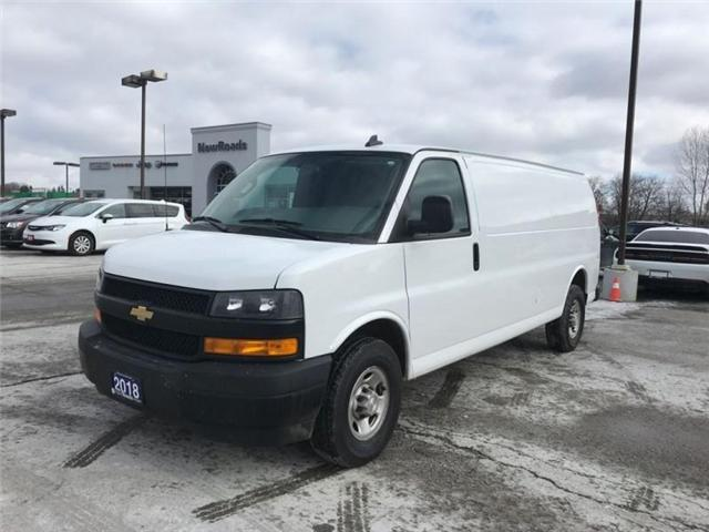 2018 Chevrolet Express 2500 Work Van (Stk: 23853S) in Newmarket - Image 1 of 12