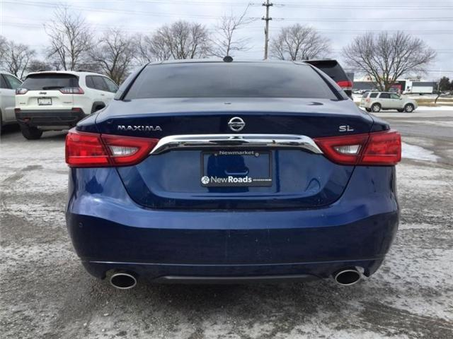 2016 Nissan Maxima SL (Stk: 23870X) in Newmarket - Image 4 of 18