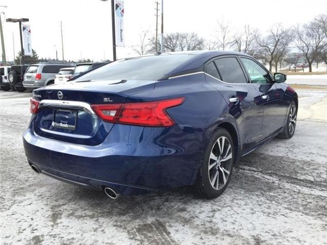 2016 Nissan Maxima SL (Stk: 23870X) in Newmarket - Image 5 of 18