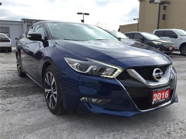2016 Nissan Maxima SL (Stk: 23870X) in Newmarket - Image 6 of 18