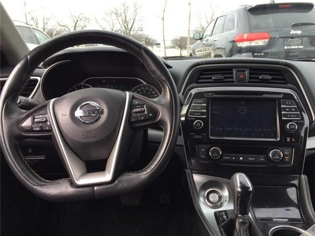 2016 Nissan Maxima SL (Stk: 23870X) in Newmarket - Image 11 of 18
