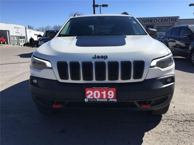 2019 Jeep Cherokee Trailhawk (Stk: 23888P) in Newmarket - Image 6 of 17