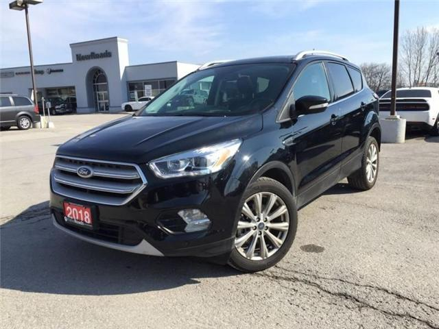 2018 Ford Escape Titanium (Stk: 23931S) in Newmarket - Image 1 of 17