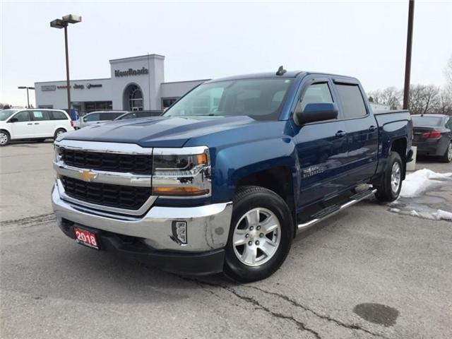 2018 Chevrolet Silverado 1500 LT (Stk: 23978T) in Newmarket - Image 1 of 16