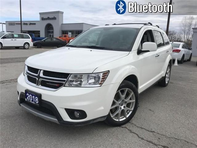 2018 Dodge Journey GT (Stk: 24010S) in Newmarket - Image 1 of 17
