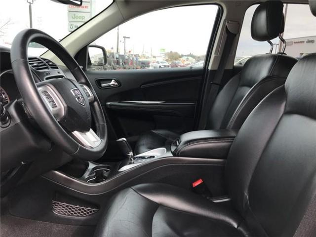 2018 Dodge Journey GT (Stk: 24010S) in Newmarket - Image 11 of 17