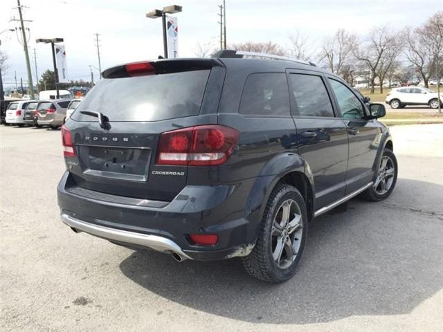 2018 Dodge Journey Crossroad (Stk: 24011S) in Newmarket - Image 4 of 5