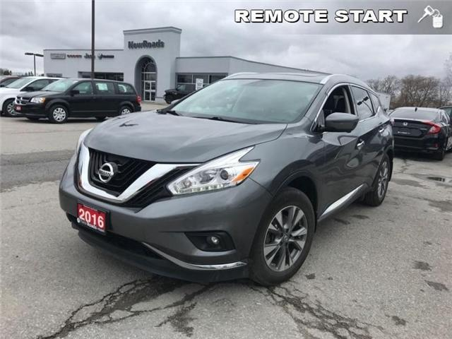 2016 Nissan Murano SL (Stk: 24027T) in Newmarket - Image 1 of 18