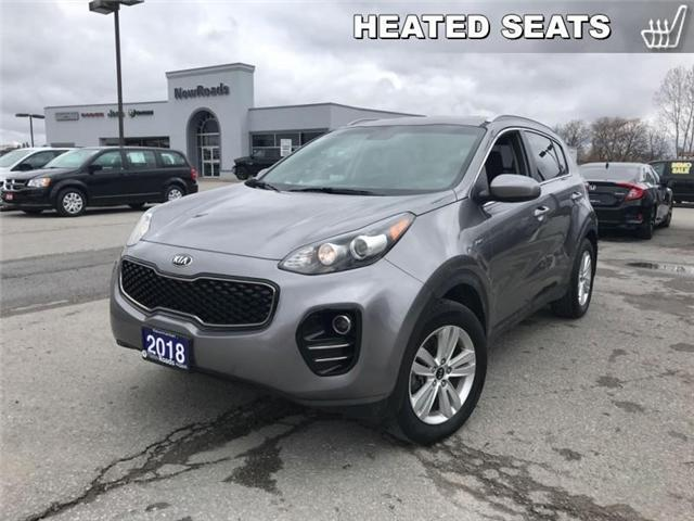 2018 Kia Sportage LX (Stk: 24047S) in Newmarket - Image 1 of 18
