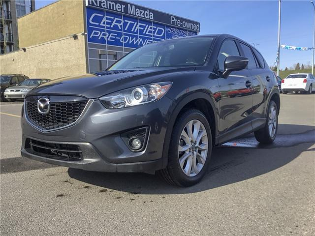 2015 Mazda CX-5 GT (Stk: N4481A) in Calgary - Image 1 of 16