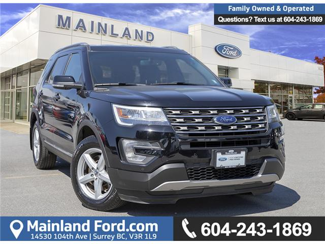 2017 Ford Explorer XLT (Stk: 9EX3379A) in Vancouver - Image 1 of 24