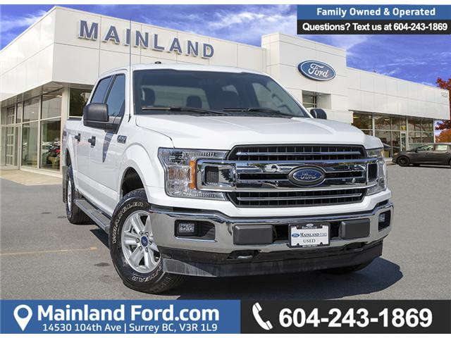 2018 Ford F-150 XLT (Stk: P6838) in Surrey - Image 1 of 29
