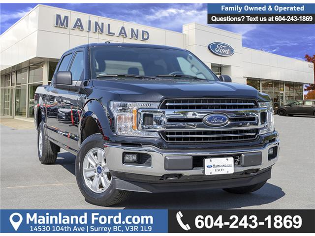 2018 Ford F-150 XLT (Stk: P8147) in Surrey - Image 1 of 30