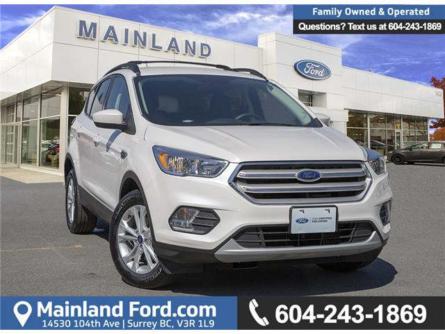 2018 Ford Escape SE (Stk: P65784) in Vancouver - Image 1 of 29