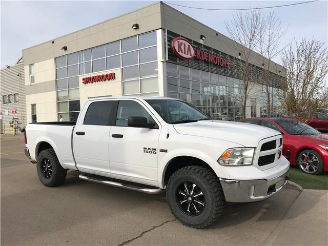 2017 RAM 1500 SLT (Stk: 7285) in Edmonton - Image 1 of 22