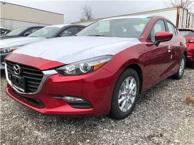 2018 Mazda Mazda3 50th Anniversary Edition (Stk: 18-290) in Woodbridge - Image 1 of 5