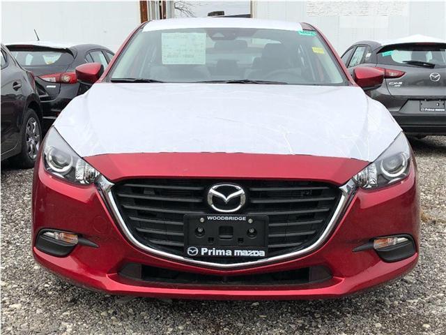 2018 Mazda Mazda3 50th Anniversary Edition (Stk: 18-290) in Woodbridge - Image 2 of 5