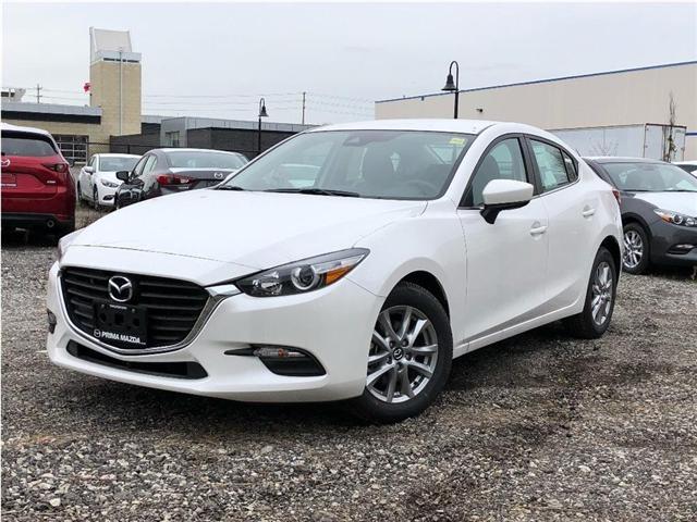 2018 Mazda Mazda3  (Stk: 18-695) in Woodbridge - Image 1 of 15