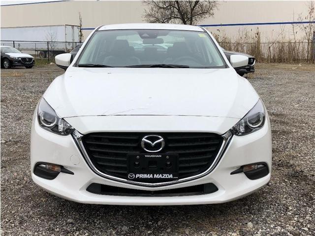 2018 Mazda Mazda3  (Stk: 18-695) in Woodbridge - Image 8 of 15