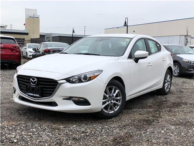 2018 Mazda Mazda3  (Stk: 18-695) in Woodbridge - Image 9 of 15