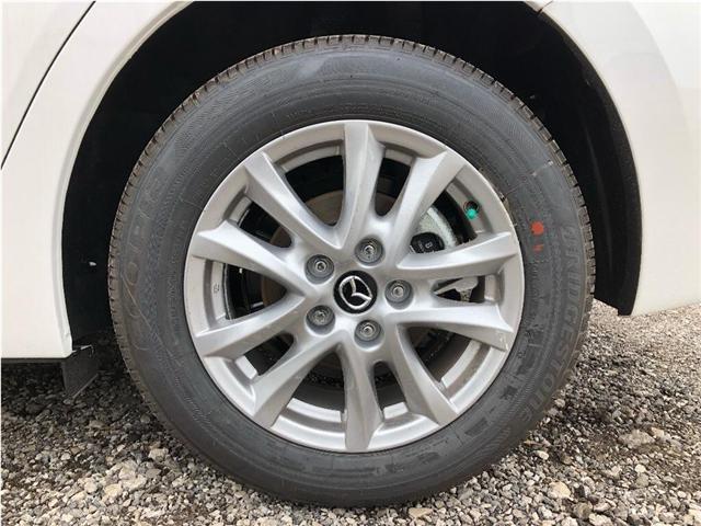2018 Mazda Mazda3  (Stk: 18-695) in Woodbridge - Image 10 of 15