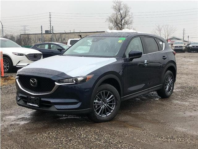2019 Mazda CX-5 GS (Stk: 19-080) in Woodbridge - Image 1 of 15