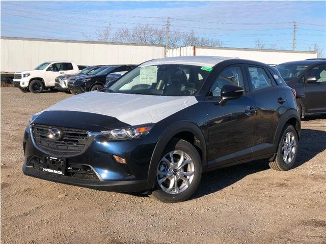 2019 Mazda CX-3 GS (Stk: 19-099) in Woodbridge - Image 1 of 15