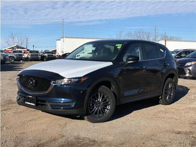 2019 Mazda CX-5 GS (Stk: 19-094) in Woodbridge - Image 1 of 15