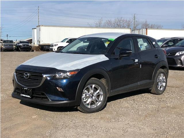 2019 Mazda CX-3 GS (Stk: 19-107) in Woodbridge - Image 1 of 15