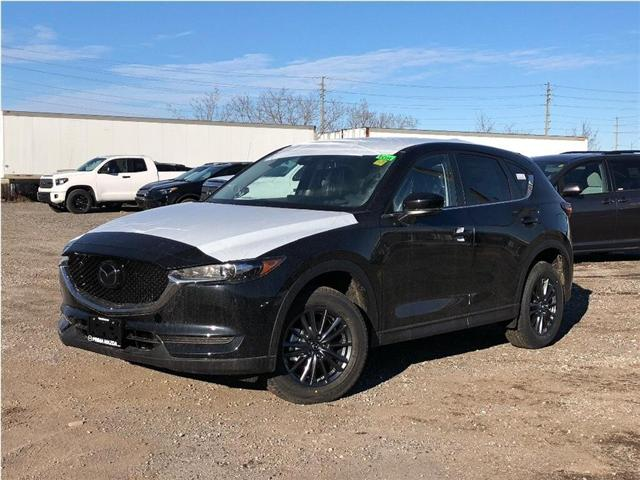 2019 Mazda CX-5 GS (Stk: 19-113) in Woodbridge - Image 1 of 15