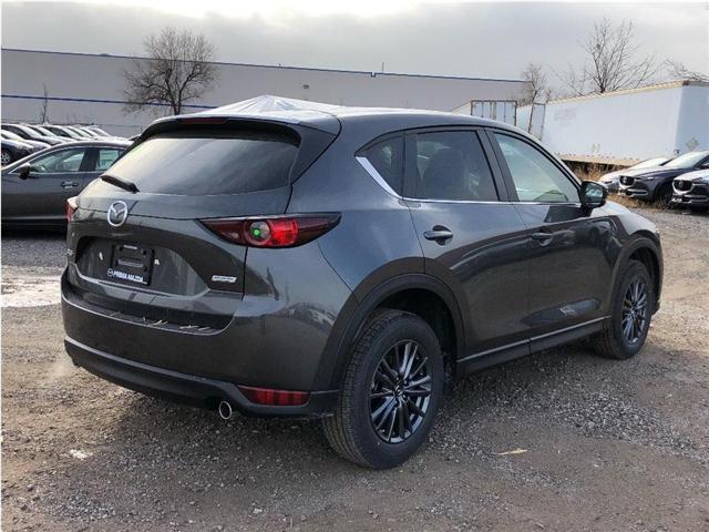 2019 Mazda CX-5 GS (Stk: 19-120) in Woodbridge - Image 5 of 15