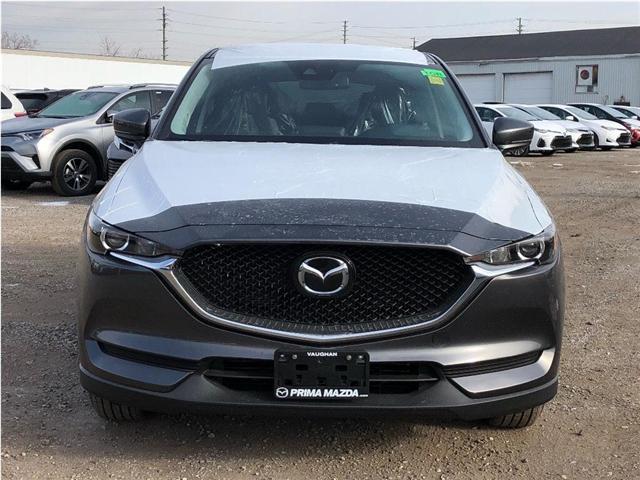 2019 Mazda CX-5 GS (Stk: 19-120) in Woodbridge - Image 8 of 15