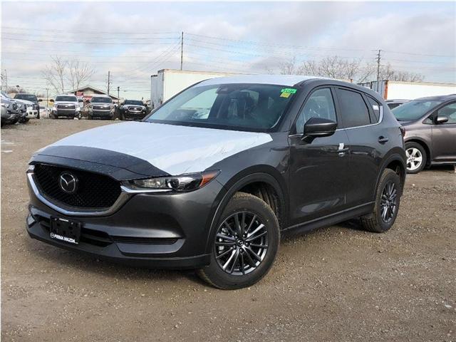 2019 Mazda CX-5 GS (Stk: 19-120) in Woodbridge - Image 9 of 15