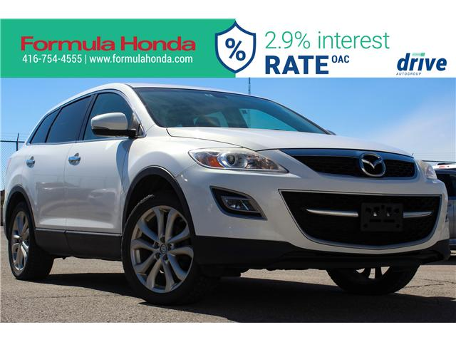 2012 Mazda CX-9 GT (Stk: 19-0161A) in Scarborough - Image 1 of 22