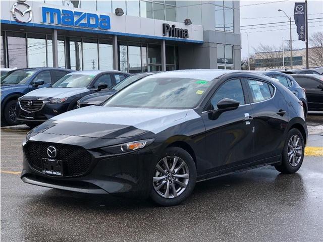 2019 Mazda Mazda3  (Stk: 19-170) in Woodbridge - Image 1 of 15
