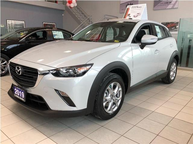 2019 Mazda CX-3 GS (Stk: 19-164) in Woodbridge - Image 1 of 15