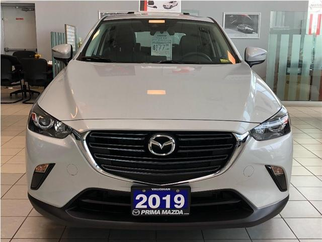 2019 Mazda CX-3 GS (Stk: 19-164) in Woodbridge - Image 2 of 15