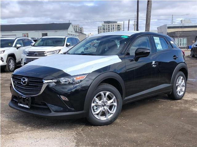 2019 Mazda CX-3 GS (Stk: 19-163) in Woodbridge - Image 1 of 15