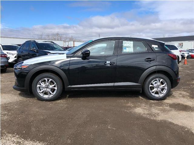 2019 Mazda CX-3 GS (Stk: 19-163) in Woodbridge - Image 2 of 15