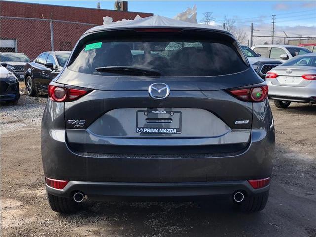 2019 Mazda CX-5  (Stk: 19-198) in Woodbridge - Image 4 of 15