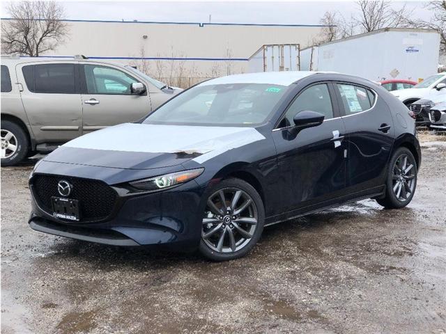2019 Mazda Mazda3  (Stk: 19-237) in Woodbridge - Image 1 of 15
