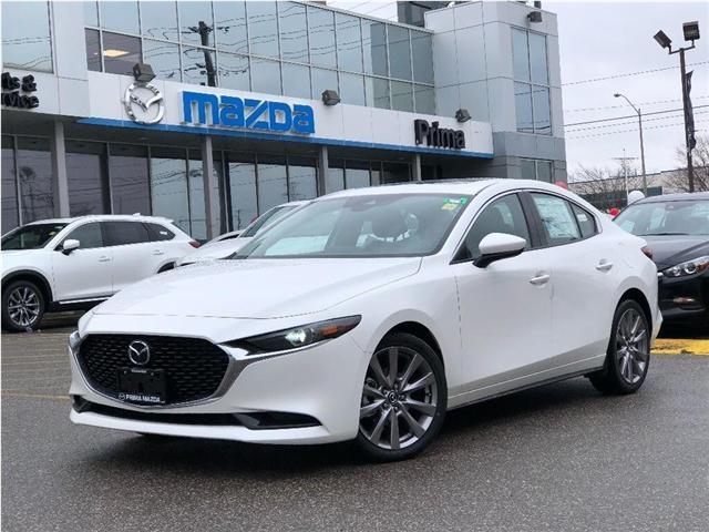 2019 Mazda Mazda3  (Stk: 19-195) in Woodbridge - Image 1 of 15