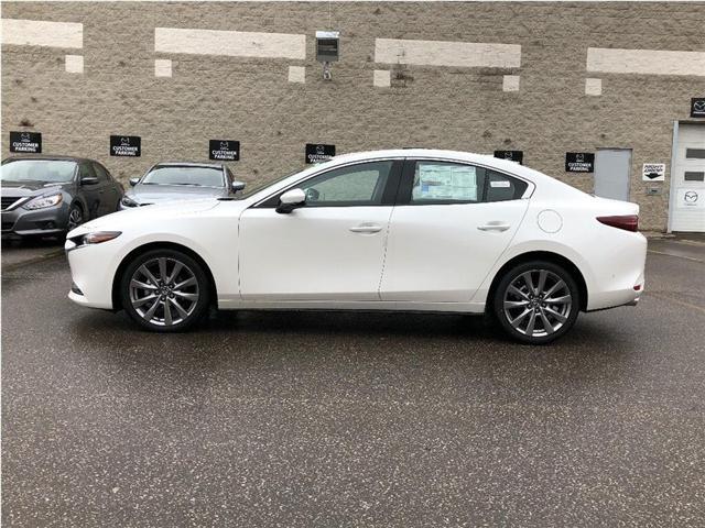 2019 Mazda Mazda3  (Stk: 19-195) in Woodbridge - Image 2 of 15