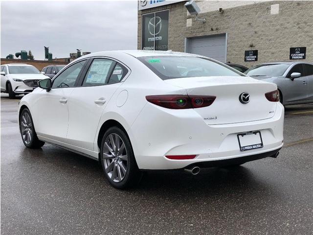 2019 Mazda Mazda3  (Stk: 19-195) in Woodbridge - Image 3 of 15