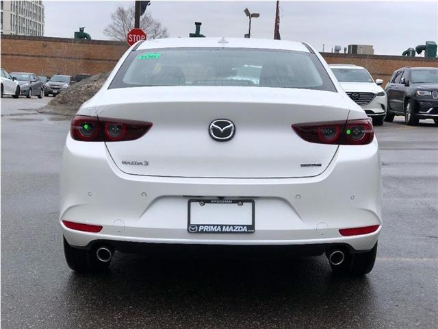 2019 Mazda Mazda3  (Stk: 19-195) in Woodbridge - Image 4 of 15