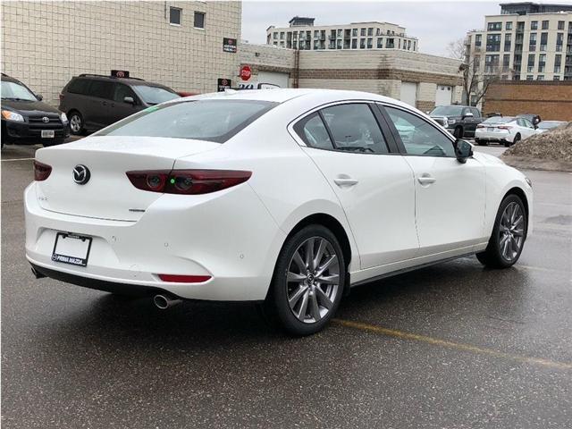 2019 Mazda Mazda3  (Stk: 19-195) in Woodbridge - Image 5 of 15