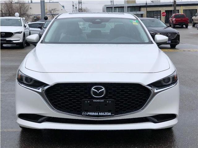 2019 Mazda Mazda3  (Stk: 19-195) in Woodbridge - Image 8 of 15